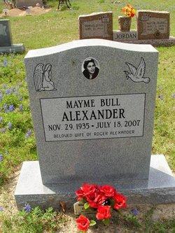 Mayme <i>Bull</i> Alexander
