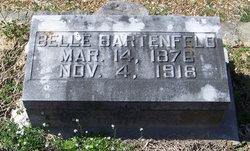 Belle <i>Duncan</i> Bartenfeld