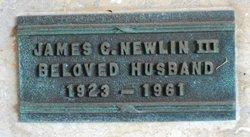 James C. Newlin, III