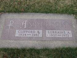 Lorraine Ann <i>Hoheisel</i> Anderson