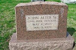 John Alter, Sr