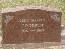 John Marvin Goodwin