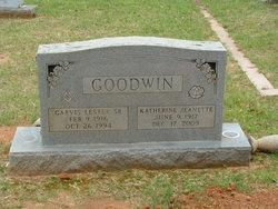 Katherine Jeanette <i>Walker</i> Goodwin