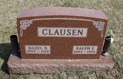 Ralph E Clausen