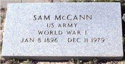 Sam Shorty McCann