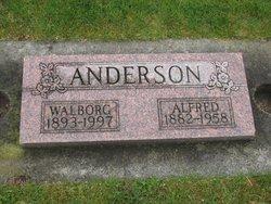 Walborg Anderson