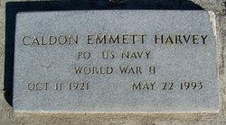 Caldon Emmett Harvey