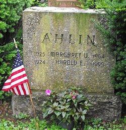 Harold E Ahlin