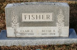 Clair A Fisher