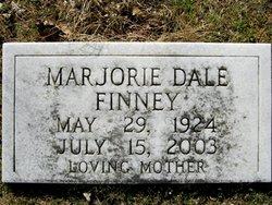 Marjorie <i>Dale</i> Finney
