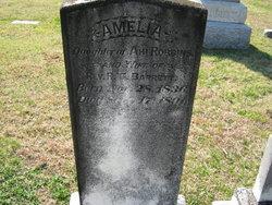 Nancy Amelia <i>Robbins</i> Barrett
