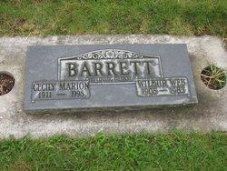 Wilbur Web Barrett