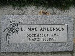 L Mae Anderson