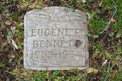 Eugene P Bennett