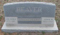 John Wilson Beaver