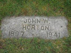 John William Horton