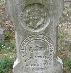Gilbert Marquis Lafayette Johnson