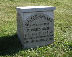 Weiterhausen / Saint Paul