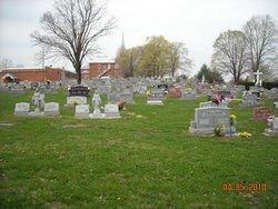 Saint John's Gildehaus Church Cemetery
