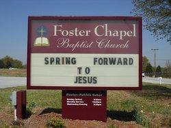 Foster Chapel Baptist Church Cemetery
