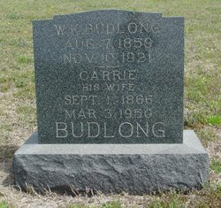 Carrie <i>Brumbaugh</i> Budlong - Cason