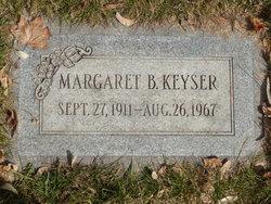 Margaret Ballard Keyser