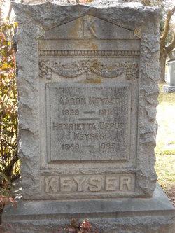 Helen <i>Keyser</i> McClure