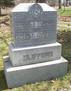 Sarah Elizabeth <i>Hoyt</i> Clifford