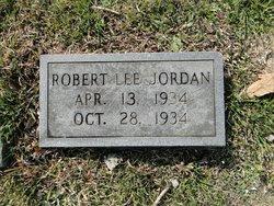 Robert Lee Jordan