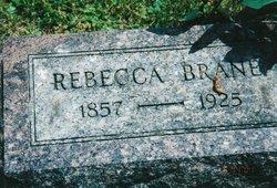 Rebecca Ann <i>Botkin</i> Brane