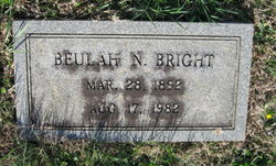Beulah Nell <i>Browder</i> Bright