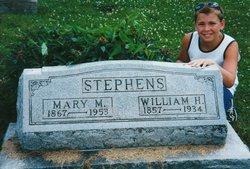 Mary Mariah Maria <i>Botkin</i> Stephens
