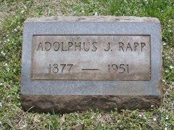Adolphus J Rapp