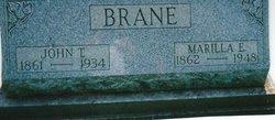 Marilla Elma <i>Scott</i> Brane