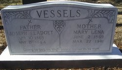 Joseph Fladget Vessels, Sr