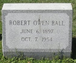 Robert Owen Ball