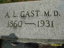 Dr Arthur Lemuel Gast