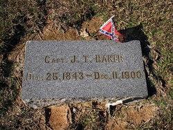 Capt James Thomas Baker