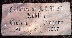 Eugene Acklin