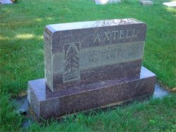 Peggy Maggie May <i>Miller</i> Axtell