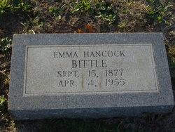 Emma <i>Hancock</i> Bittle