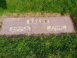 John Henry Baker