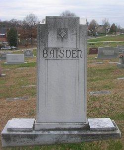 Ernest E Baisden