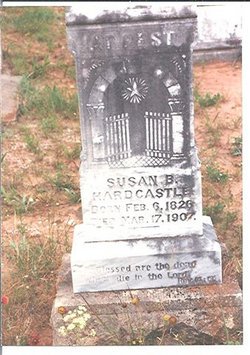 Susan Bimly <i>Pate</i> Hardcastle