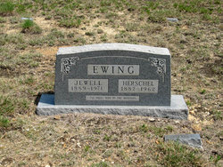Jewell Ann <i>Burleson</i> Ewing