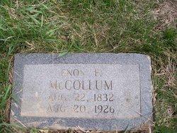 Enos Francis McCollum