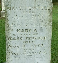 Mary A Penfield