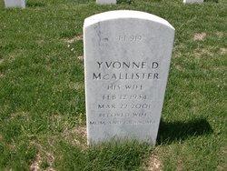 Yvonne Dene <i>Hakes</i> McAllister
