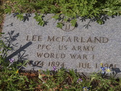 Lee McFarland
