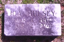 Ida Hulsey